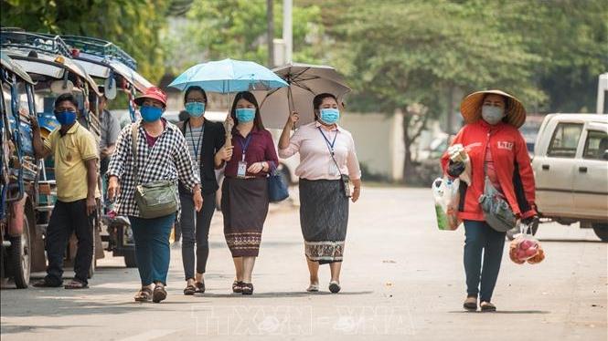 Dịch Covid-19: Lào ghi nhận số ca nhiễm trong ngày tăng vọt