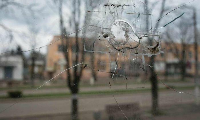 """Một thị trấn của Ukraine bị lãng quên vì """"kẹt"""" giữa hai chiến tuyến"""