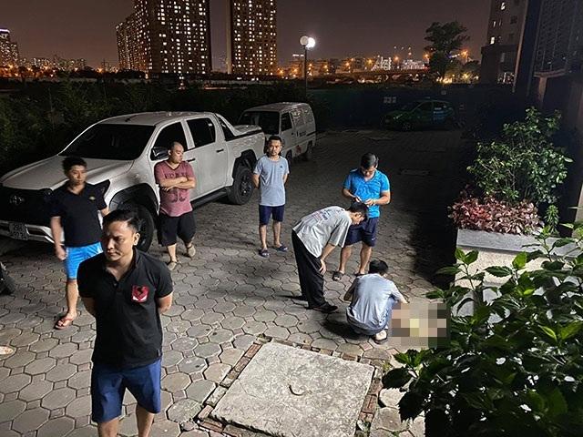 Hà Nội: Bé gái 3 tuổi rơi từ tầng 24 chung cư xuống đất