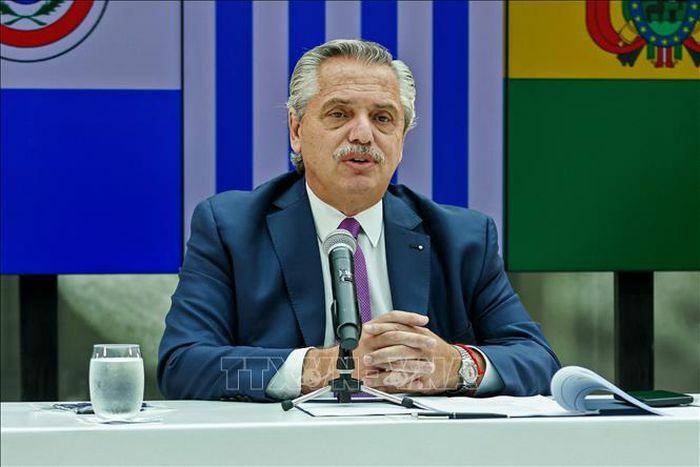 Argentina xác nhận Tổng thống A. Fernandez dương tính với virus SARS-CoV-2
