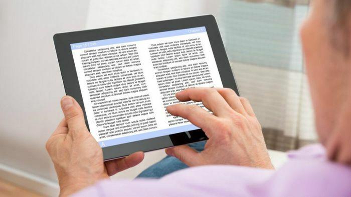 Sách số giúp lan tỏa rộng hơn tình yêu đọc sách