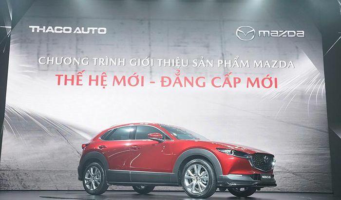 Mazda ra mắt bộ đôi CX-30 và CX-3 tại thị trường Việt Nam, giá bán từ 629 triệu đồng