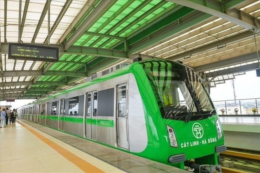 Ngày 1/5 đường sắt Cát Linh – Hà Đông chưa khai thác, Bộ GTVT mong nhân dân thông cảm