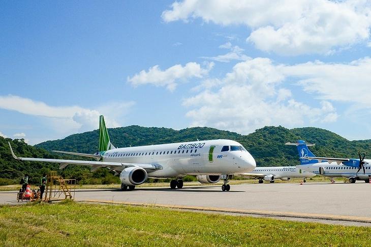 Khách bay tăng vọt, sân bay Côn Đảo phải lắp đèn bay đêm