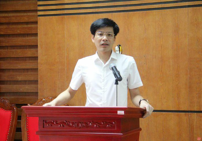 Tập huấn nghiệp vụ viết về xây dựng Đảng cho người làm báo ở Thanh Hóa
