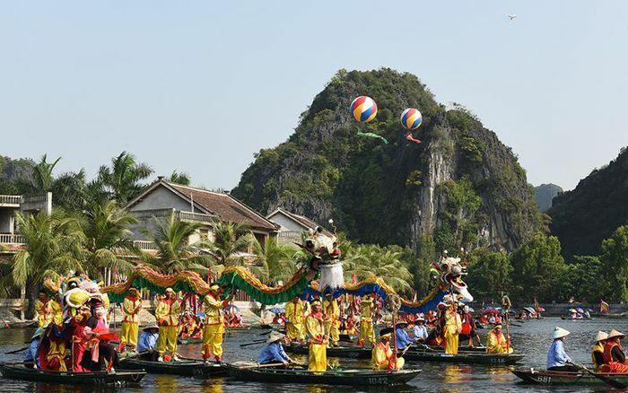 Năm Du lịch Quốc gia 2021 chính thức mở màn cùng dịp Lễ hội Hoa Lư