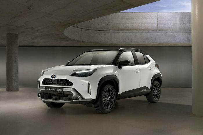 Toyota Yaris Cross Adventure 2021: Diện mạo hoàn toàn mới, trang bị nhiều tiện nghi