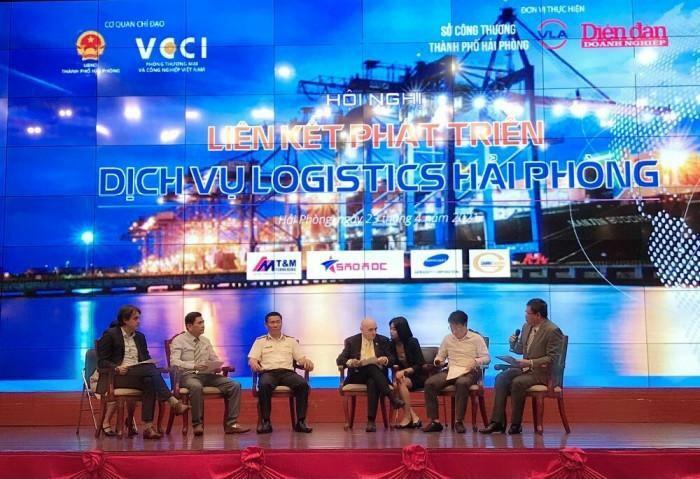 Xây dựng Hải Phòng trở thành trung tâm logistics của khu vực và quốc tế
