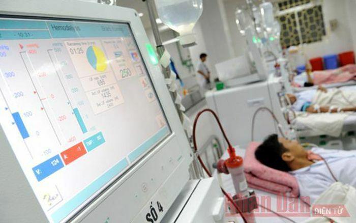 Năm 2021: Giao dự toán chi khám, chữa bệnh bảo hiểm y tế hơn 106 nghìn tỷ đồng