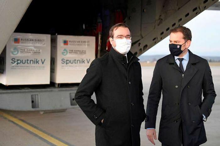 Nga muốn Slovakia trả lại vaccine COVID-19 Sputnik V