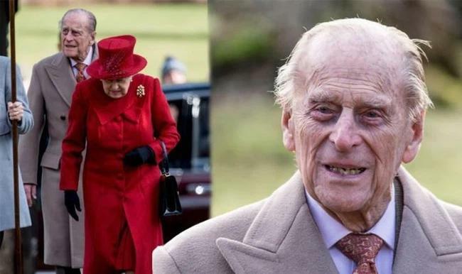 Hoàng tế Philip qua đời, hưởng thọ 99 tuổi