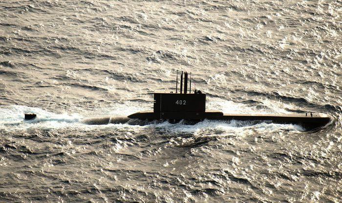 Tin nóng: Tàu ngầm Hải quân Indonesia mất liên lạc gần Bali