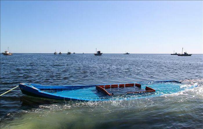 Chìm thuyền ngoài khơi Tunisia khiến hàng chục người di cư thiệt mạng