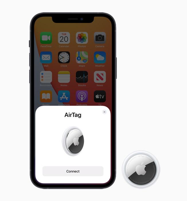 Apple cùng Hermes làm phụ kiện cho AirTag, giá gần 10 triệu đồng cho một chiếc… móc khoá