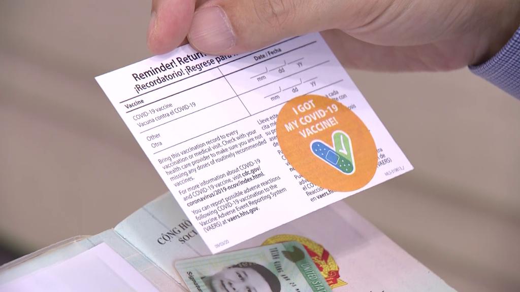 Việt Nam chuẩn bị triển khai áp dụng hộ chiếu vaccine - ảnh 1
