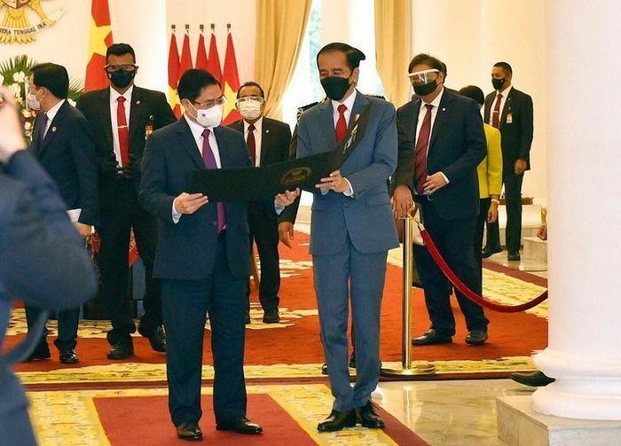 Việt Nam – Indonesia sẽ sớm hoàn tất đàm phán ranh giới vùng đặc quyền kinh tế