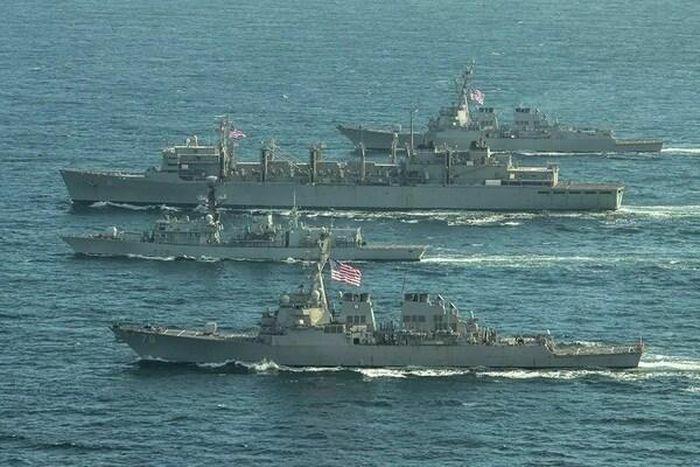 Hạm đội hùng hậu của Mỹ sẽ tiến vào Biển Đen để hỗ trợ Ukraine