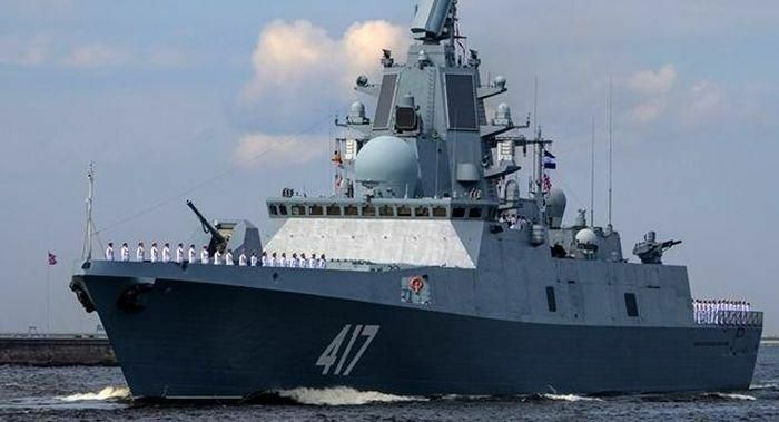 Cận cảnh dàn hỏa lực trên các tàu chiến mới của Hải quân Nga