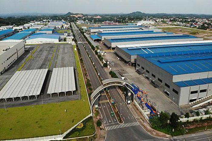 Bất động sản công nghiệp và hậu cần kho bãi đang tăng trưởng mạnh mẽ