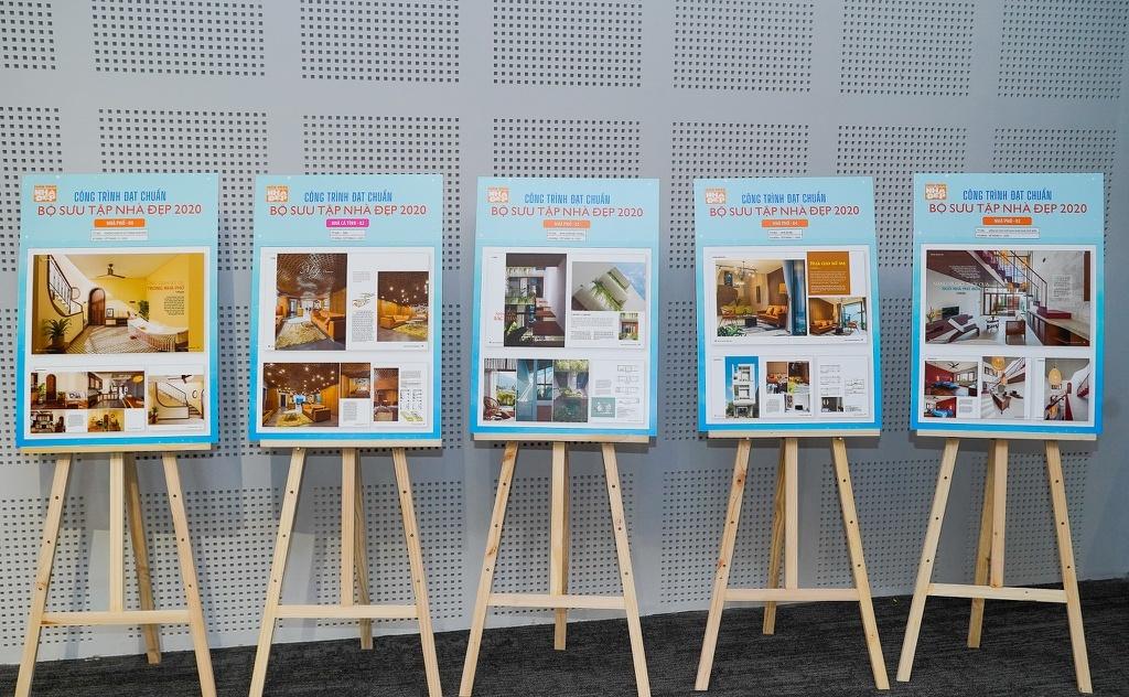 28 công trình được bình chọn trong bộ sưu tập Nhà đẹp năm 2020