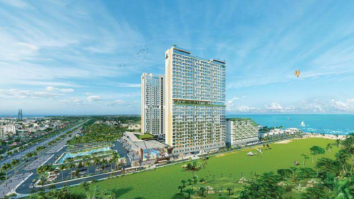Aria Đà Nẵng Hotel & Resort: Làn gió mới của bất động sản nghỉ dưỡng Đà Nẵng