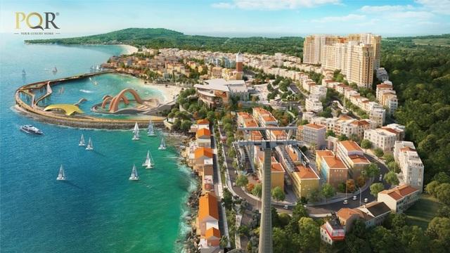 """Mang """"Thị trấn Địa Trung Hải"""" Nam Phú Quốc đến gần nhà đầu tư TP. HCM"""