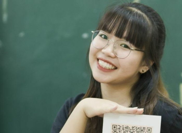 Nữ sinh học vượt cấp mê văn hóa Nhật Bản, là cán bộ Đoàn xuất sắc