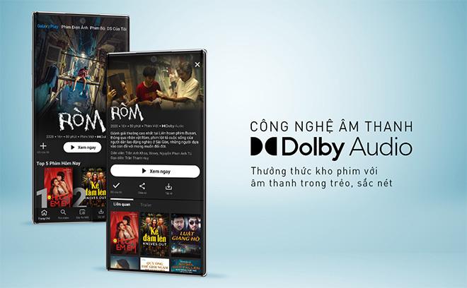 Galaxy Play cập nhật công nghệ mới, xem phim chuẩn rạp trên điện thoại Android