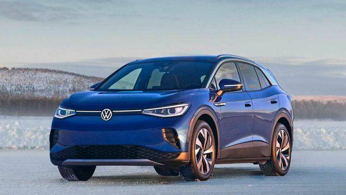 Ôtô Toàn cầu của Năm 2021 gọi tên xe điện Volkswagen