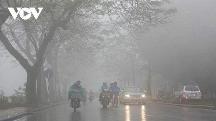 Thời tiết ngày 28/4: Bắc Bộ có mưa sáng sớm và đêm, Nam Bộ nắng nóng