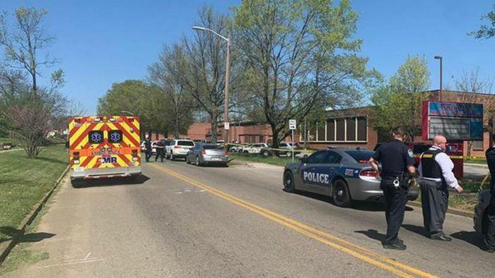 Lại xả súng tại trường học ở Mỹ, nghi phạm bị tiêu diệt