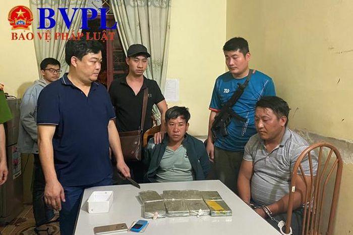 """Bắt 2 """"trùm"""" ma túy ở Điện Biên có đến 4 cái tên"""