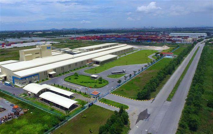 Lo ngại giá thuê mặt bằng khu công nghiệp tăng cao