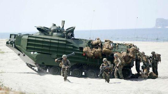 """Giữa căng thẳng gia tăng với Trung Quốc, Mỹ-Philippines chuẩn bị """"vai kề vai"""""""