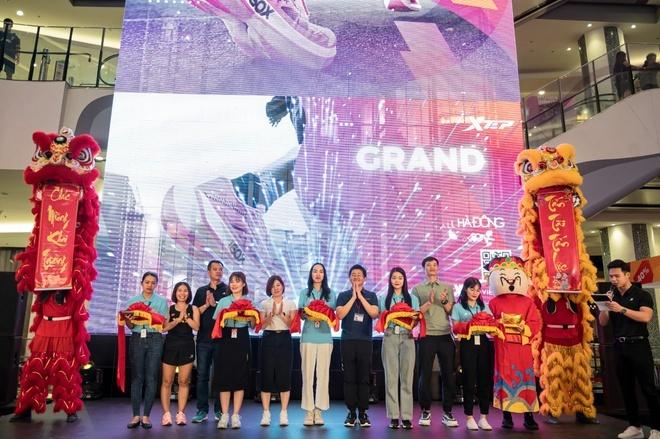 Thêm điểm mua sắm cho giới mê chạy tại Xtep AEON Mall Hà Đông
