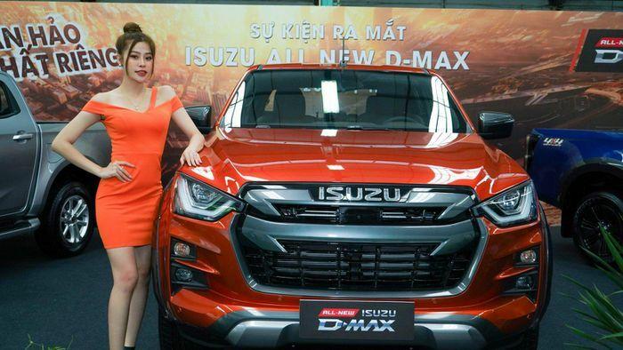 Giá lăn bánh Isuzu D-Max 2021 all new