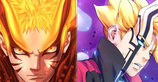"""Mối liên kết giữa Boruto với Momoshiki có thể sẽ là một """"phiên bản na ná"""" của Naruto với Cửu Vĩ"""