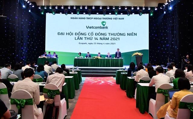 Họp ĐHCĐ Vietcombank: Mục tiêu lãi hơn 25.500 tỷ đồng