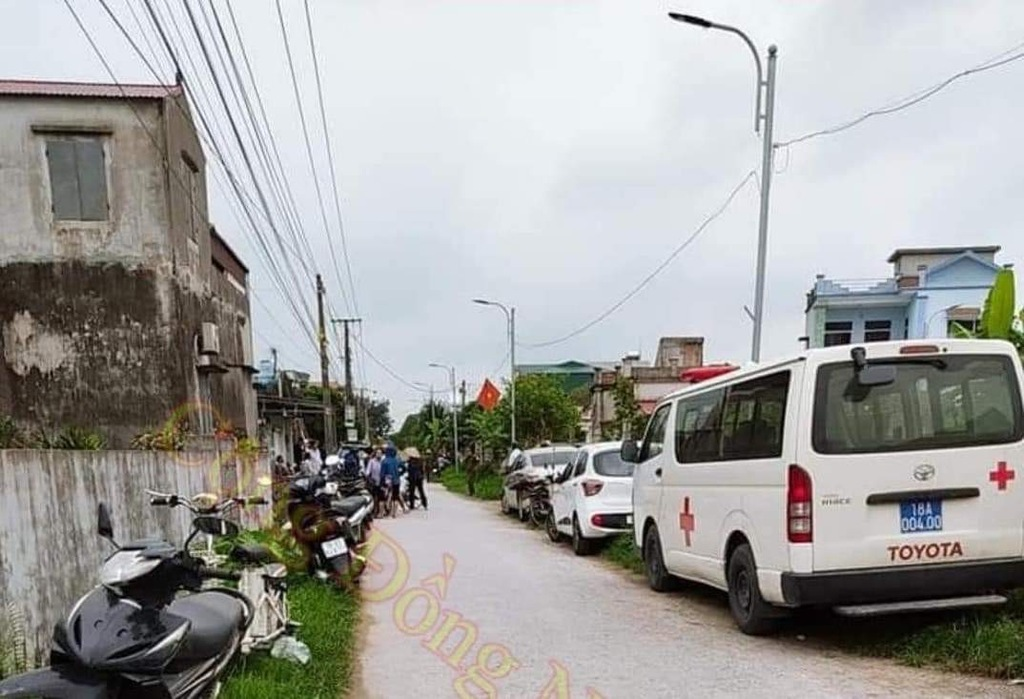 Nam Định: Bé trai 11 tuổi bị sát hại trong nhà tắm