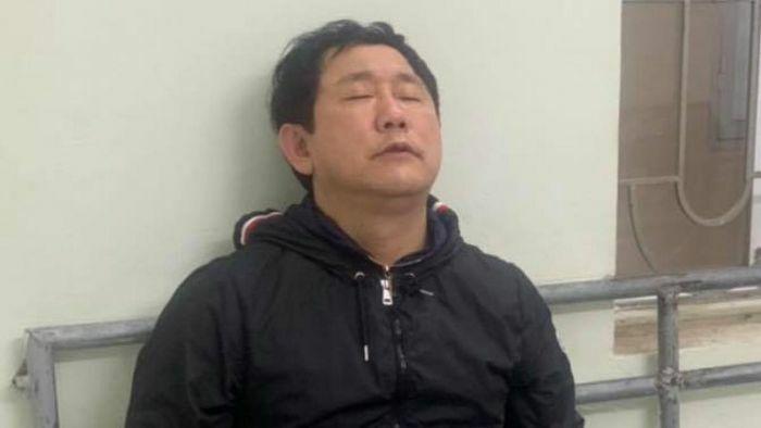 Bắt giữ đối tượng người Hàn Quốc bị truy nã trốn tại Hà Nội
