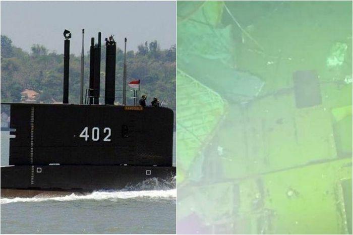Sóng ngầm có thể là nguyên nhân khiến tàu ngầm Indonesia bị chìm