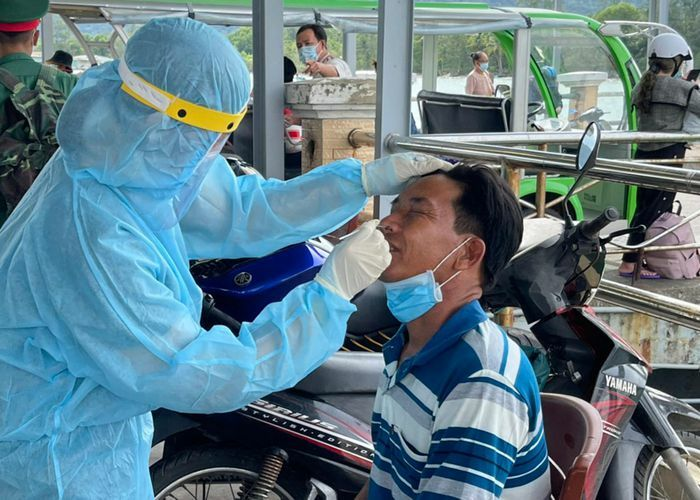 Phú Quốc xét nghiệm nCoV ngẫu nhiên cho 50 người