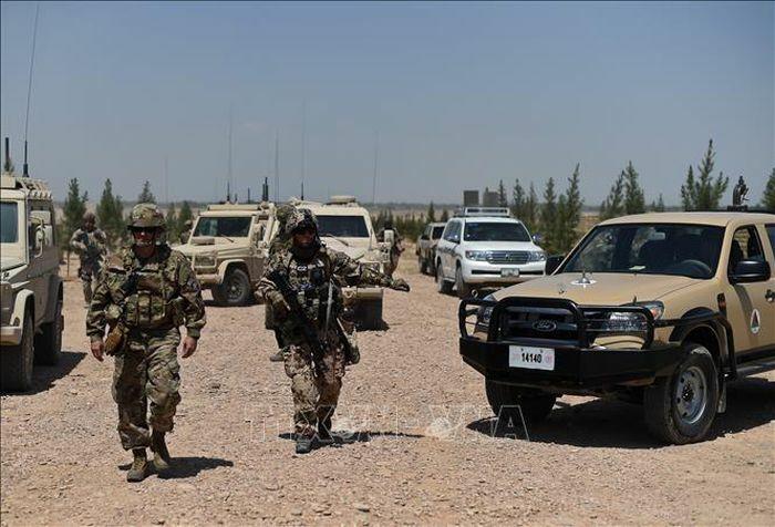 Quân đội Đức sẽ rút khỏi Afghanistan vào giữa tháng 8