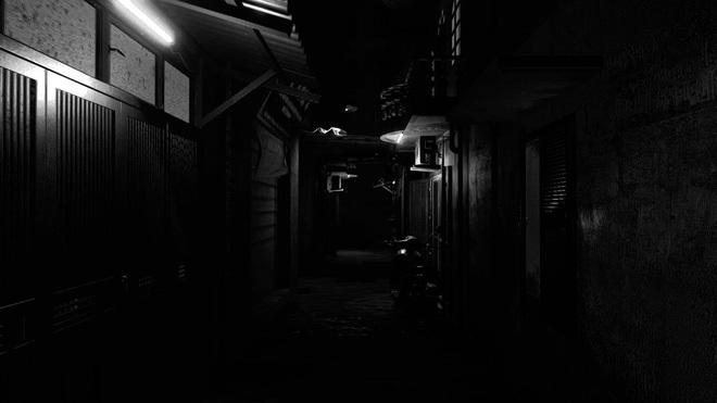 Dự án game kinh dị Thần Trùng tái hiện chân thực một con ngõ nhỏ trên phố Trần Duy Hưng