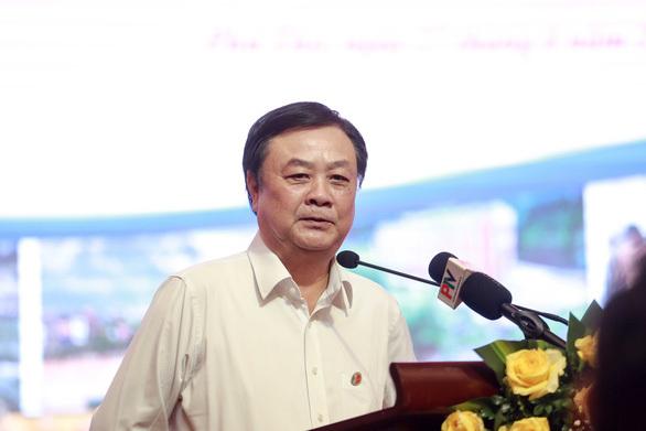 """Bộ trưởng Lê Minh Hoan: """"Khi có thiên tai chúng ta xúm lại chống, nhưng sau đó lại quên"""""""