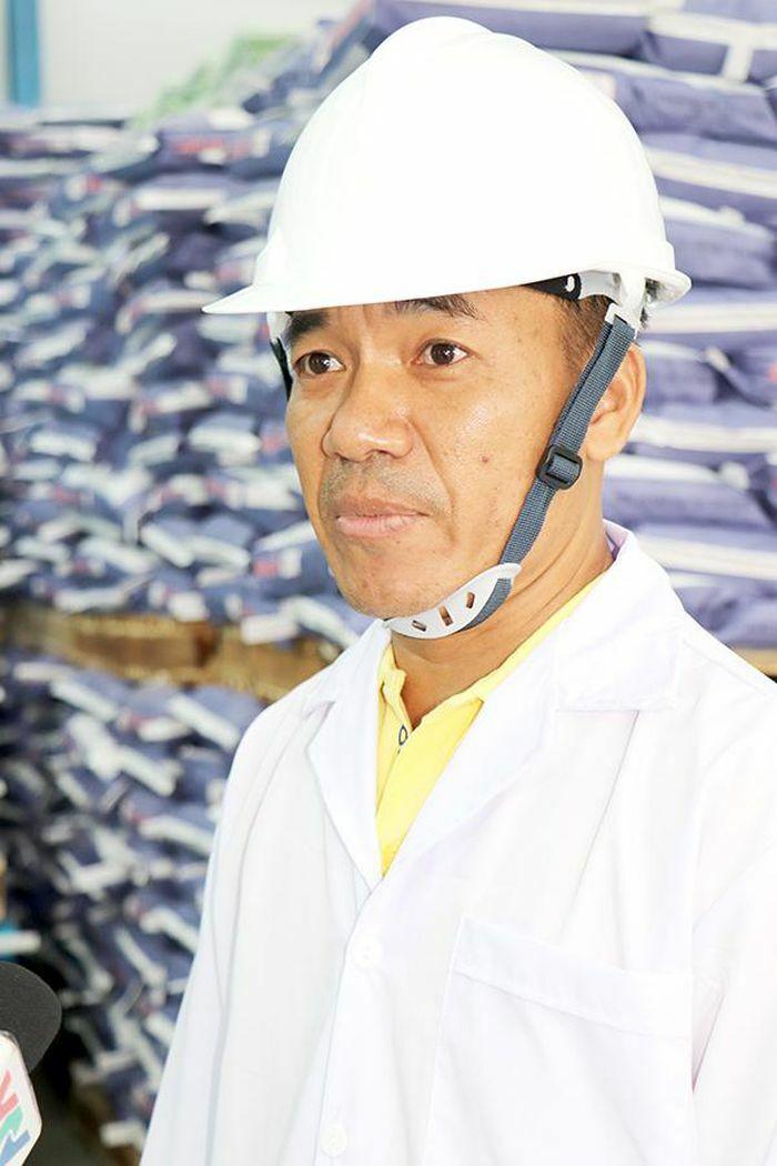 Ông Lê Trần Bá Thông, Phó tổng giám đốc Công ty TNHH Thức ăn thủy sản GROWMAX: Xây dựng thương hiệu Việt trong ngành Chế biến thức ăn thủy sản