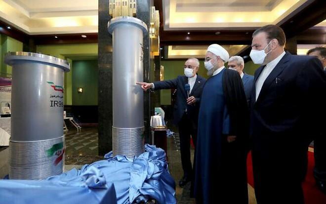 Iran tuyên bố làm giàu uranium lên mức 60%