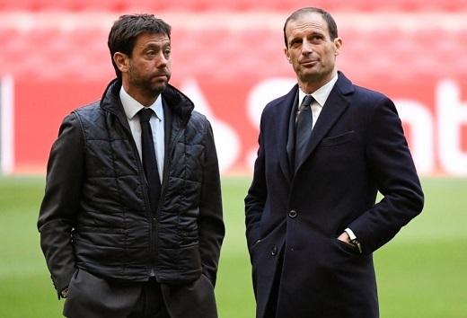 Juventus bí mật liên hệ HLV cũ, Pirlo lâm nguy