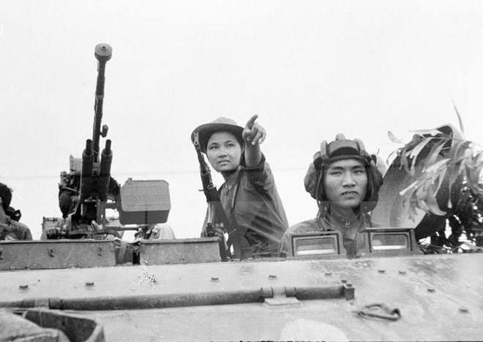 """""""Bông hoa"""" biệt động thành Sài Gòn"""