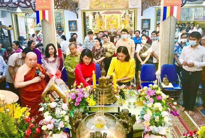 Lễ hội Tết cổ truyền các nước Đông Nam Á tại chùa Phổ Minh